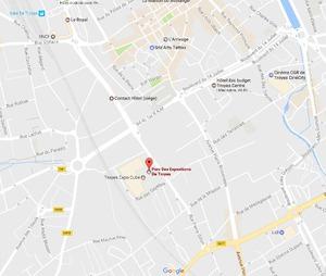LE CUBE - PARC DES EXPOSITIONS  -  TROYES : programmation, billet, place, infos