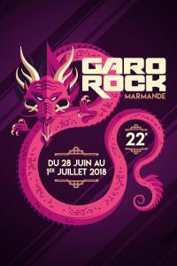 FESTIVAL GAROROCK 2018 : Billet, place, pass & programmation   Festival