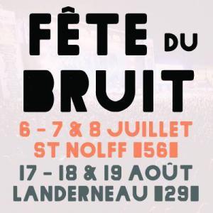Festival FÊTE DU BRUIT DANS LANDERNEAU 2017