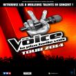 THE VOICE TOUR 2015 : Billet, place, pass & programmation | Concert
