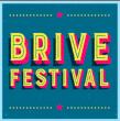 BRIVE FESTIVAL 2017 - PASS 2J, 3J, 4J,5J