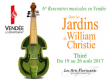 FESTIVAL DANS LES JARDINS DE WILLIAM CHRISTIE 2017