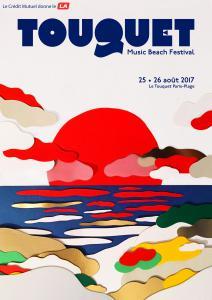 TOUQUET MUSIC BEACH FESTIVAL  2017 : Billet, place, pass & programmation | Festival