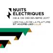 Festival LES NUITS ELECTRIQUES 2017