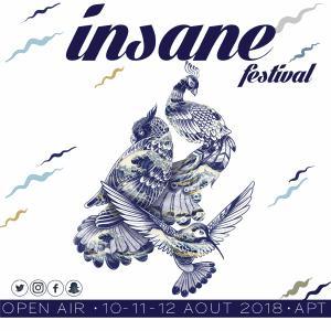 INSANE FESTIVAL 2018 : Billet, place, pass & programmation | Festival