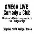 Concert Omega Live - Comedy Club