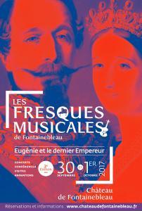 Festival Les Fresques musicales de Fontainebleau 2017 : Billet, place, pass & programmation | Festival