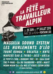 Festival LA FÊTE DU TRAVAILLEUR ALPIN