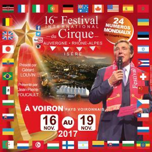 LE FESTIVAL DU CIRQUE : Billet, place, pass & programmation   Spectacle