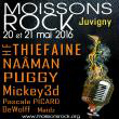 Festival MOISSONS ROCK 2016 : Billet, place, pass & programmation | Festival