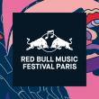 RED BULL MUSIC ACADEMY FESTIVAL PARIS