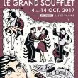 Festival FESTIVAL LE GRAND SOUFFLET 2017