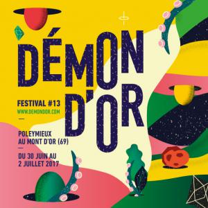 Festival FESTIVAL DEMON D'OR 2017