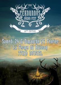 Festival CERNUNNOS PAGAN FEST 2018 : Billet, place, pass & programmation | Festival