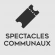 SPECTACLES COMMUNAUX