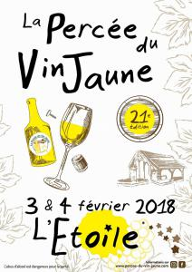 PERCEE DU VIN JAUNE : Billet, place, pass & programmation | Salon