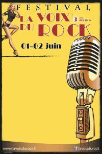 FESTIVAL LA VOIX DU ROCK 2018 : Billet, place, pass & programmation | Festival
