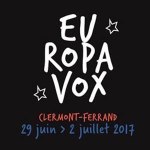 Festival FESTIVAL EUROPAVOX 2017
