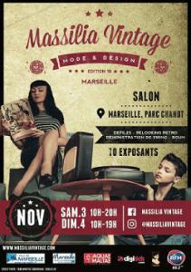 MASSILIA VINTAGE : Billet, place, pass & programmation | Salon