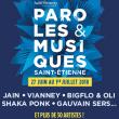Festival FESTIVAL PAROLES ET MUSIQUES 2018