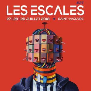FESTIVAL LES ESCALES DE SAINT-NAZAIRE 2018 : Billet, place, pass & programmation | Festival
