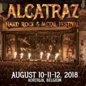 ALCATRAZ HARD ROCK & METAL FESTIVAL 2018 : Billet, place, pass & programmation | Festival