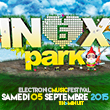 Festival INOX PARK 2015 : Billet, place, pass & programmation | Festival