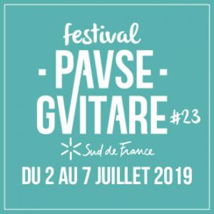 FESTIVAL PAUSE GUITARE 2018 : Billet, place, pass & programmation | Festival