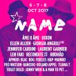 Festival NAME FESTIVAL 2017