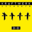 KRAFTWERK 3-D LE CATALOGUE 1 2 3 4 5 6 7 8  : Billet, place, pass & programmation | Concert