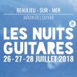 Festival Les Nuits Guitares 2018