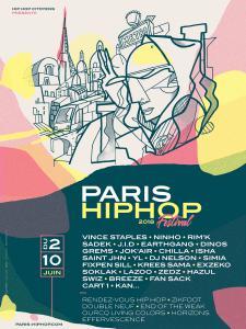 Festival FESTIVAL PARIS HIP HOP 2017