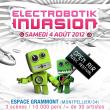 ELECTROBOTIK INVASION FESTIVAL 2012 : Billet, place, pass & programmation | Festival