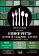 DINER SCIENCE-FESTIN - LES UTOPIALES 2018