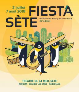 Festival Fiest'A Sète 2018 : Billet, place, pass & programmation | Festival