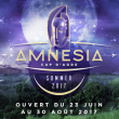Soirée Amnesia Summer 2017