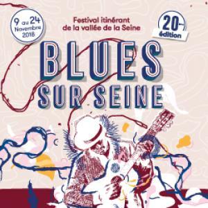 FESTIVAL BLUES SUR SEINE : Billet, place, pass & programmation | Festival