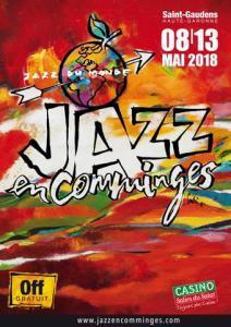 Festival JAZZ EN COMMINGES 2018 : Billet, place, pass & programmation | Festival