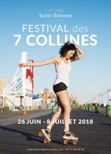 FESTIVAL DES 7 COLLINES 2018 : Billet, place, pass & programmation | Festival