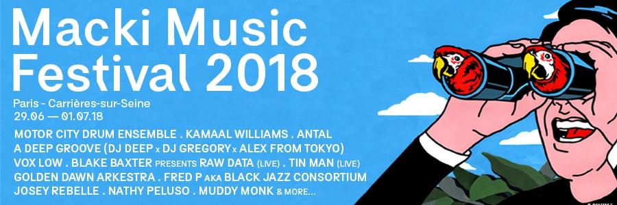 MACKI MUSIC FESTIVAL 2018