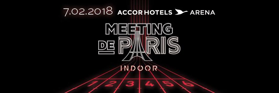 MEETING D'ATHLETISME DE PARIS INDOOR