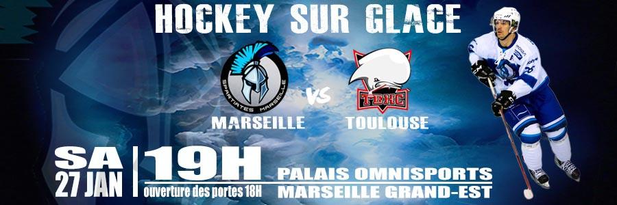 Spartiates de Marseille vs Bélougas de Toulouse