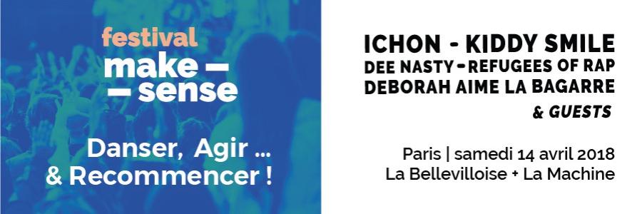 Makesense Festival, musique x solidarité x innovation