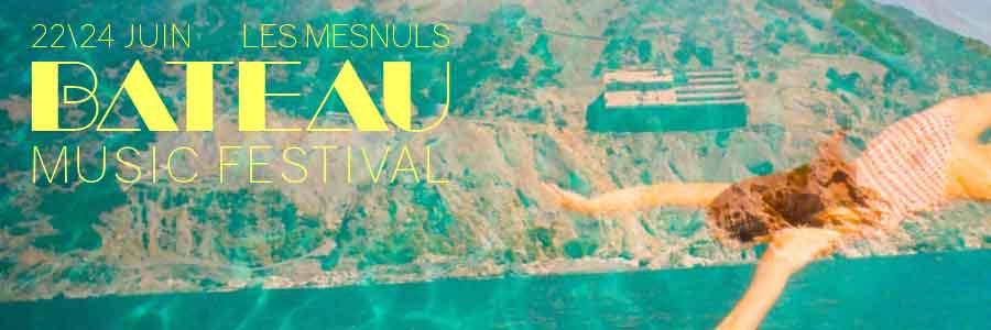 BATEAU MUSIC FESTIVAL 2018
