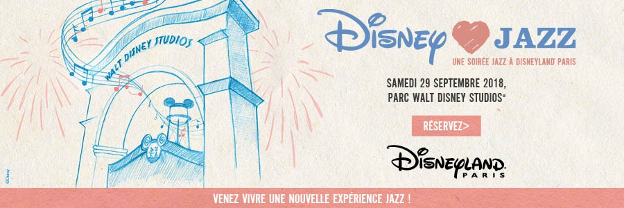 SOIREE DISNEY LOVES JAZZ - PREMIUM