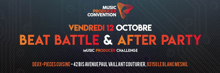 Beat Battle Music Producer Challenge