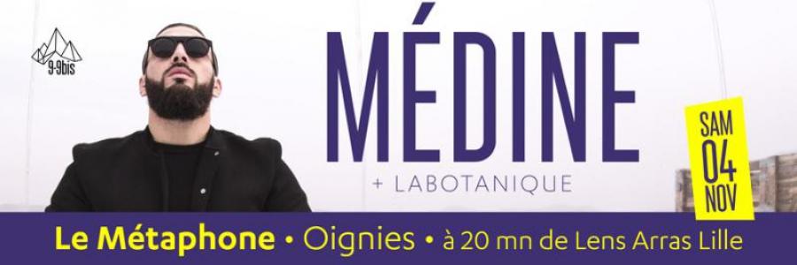 MEDINE + Labotanique