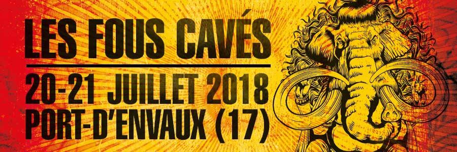 Festival Les Fous Cavés