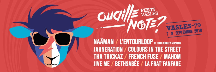 Festival Ouaille'Note ? 2018