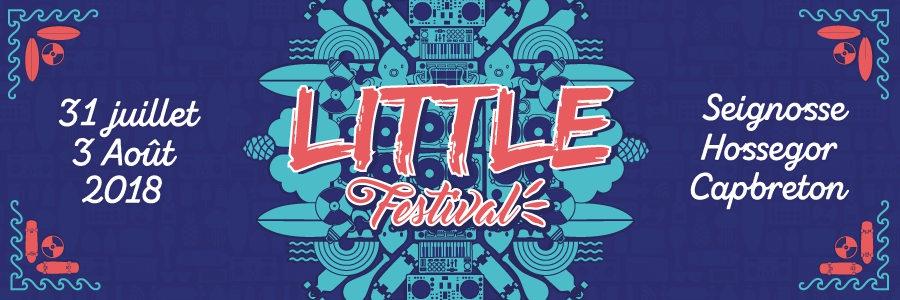 LITTLE FESTIVAL 2018